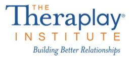 Logo Website Link: The Theraplay Institute